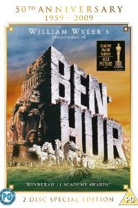 Ben Hur 50th Anniversary edition
