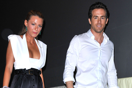 Blake Lively might be dating Ryan Reynolds