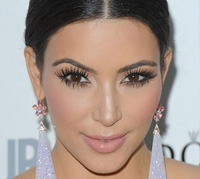 Kim Kardashian Bold Spider Lashes