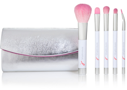 Sonia Kashuk Proudly Pink Five Piece Brush Set