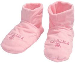 Earth Therapeutics Anti-Stress Microwaveable Comfort Booties