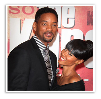 Will Smith, married to Jada Pinkett for 13 years