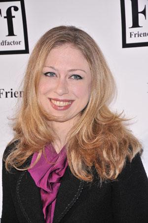 Chelsea Clinton's rep denies political rumors