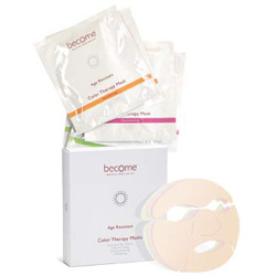 Become Beauty's Colour Therapy Masks ($49 for 6)