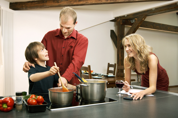 plan meals ahead