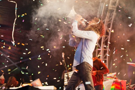 The Flaming Lips get lengthy for charity