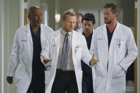 The boys take over Seattle Grace tonight!