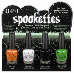 OPI Spook-ettes Mini Nail Polish Pack ($12.50)