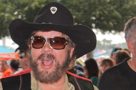 Hank Williams Jr makes Hitler comment about Obama