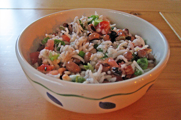 Hoppin John recipe from Boardwalk Empire