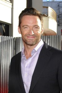 Jackman's royal night out