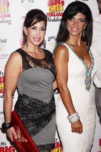 Jacqueline Laurita and Teresa Giudice fight