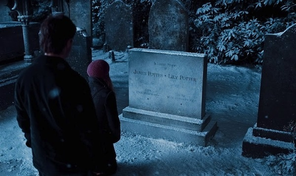 The death of James and Lily Potter on Twitter
