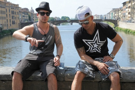 Vinny and Pauly, Jersey Shore