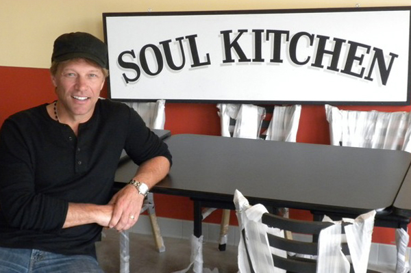 Soul Kitchen - Jon Bon Jovi