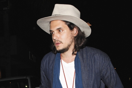 John Mayer on complete vocal rest