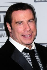 John Travolta refused table