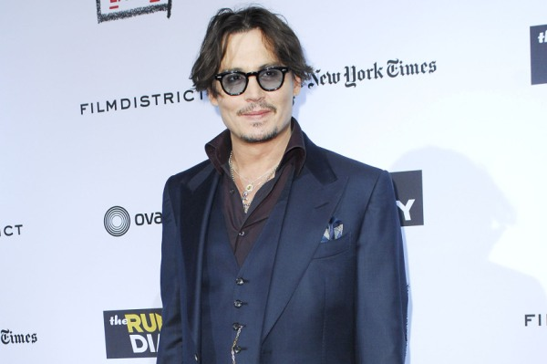 Depp dishes on friends and family