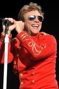 Jon Bon Jovi's good medicine