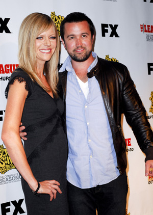 """Pregnant Kaitlin Olson is adding """"another set of balls"""" to ..."""