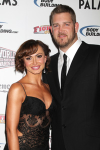 Karina-Smirnoff and Brad-Penny