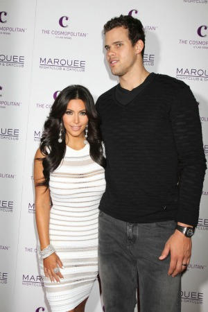Kim Kardashian and Kris Humphries divorcing