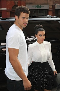 Kim Kardashian on the verge of split with Kris Humphries