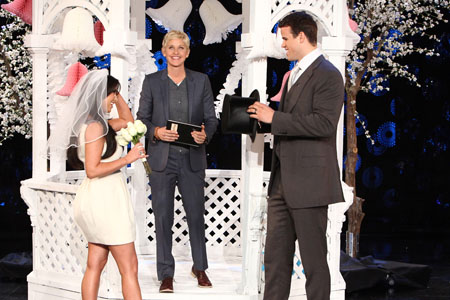 Kim Kardashian and Kris Humphries renew vows