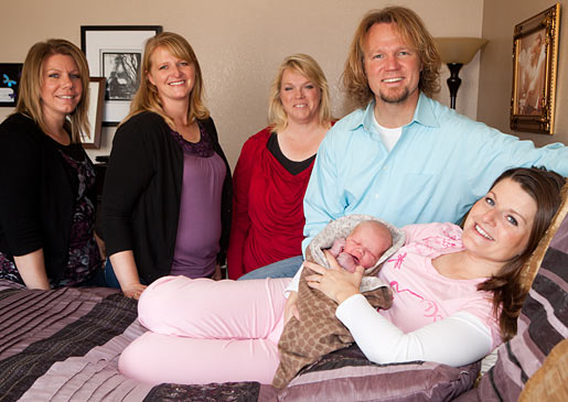 Kody Brown, Sister Wives