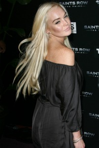 Lindsay Lohan handcuffed!