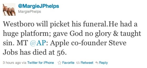 Steve Jobs' funeral planned for today