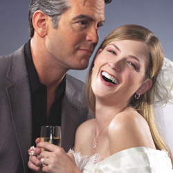 Madame Tussauds wax museum in Las Vegas -- Marry George Clooney