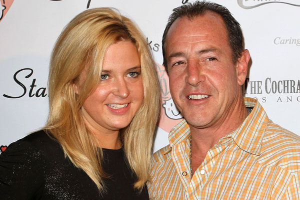 Michael Lohan injures himself evading cops