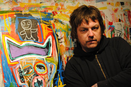 Mikey Welsh from Weezer