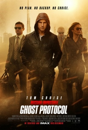 Ghost Protocol Gets a New Poster