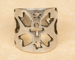 Pamela Love sterling silver ring