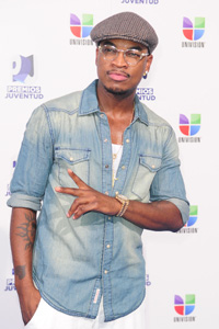 Ne-Yo welcomes son Mason