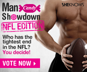 man candy nfl showdown