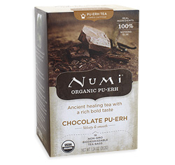 Numi Organic Puerh Chocolate Tea