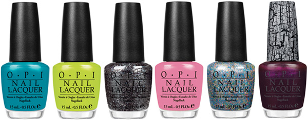 OPI Nicki Minaj Collection
