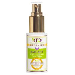 Kelly Tee Garden Organic's Radiant Facial Cream ($35)