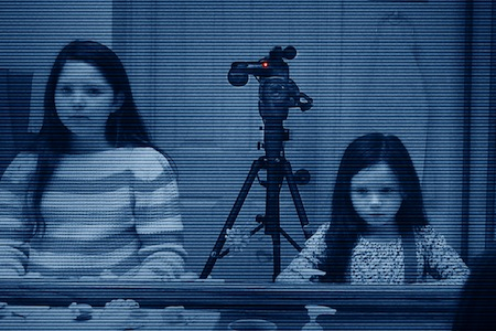 Paranormal Activity 3 scares off the box office competition