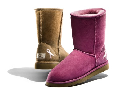 Uggs supporting BCA