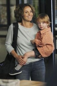 Brennemen's Violet is having mama drama Private Practice