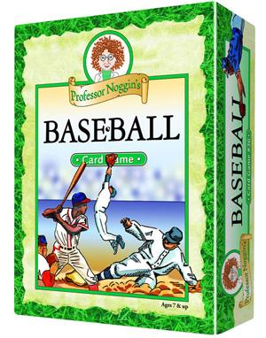 Professor Noggin's Baseball