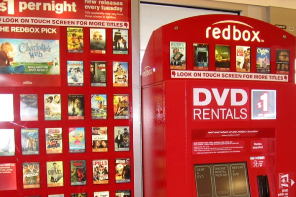 RedBox increasing prices