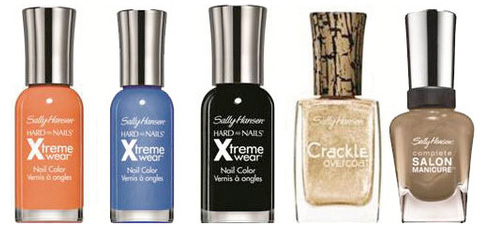 Top picks from nail product powerhouses