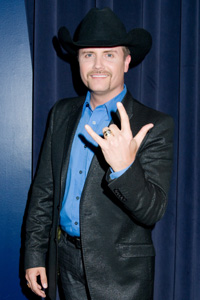 John Rich welcomes his Colt
