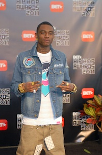 Soulja Boy arrested for marijuana possession