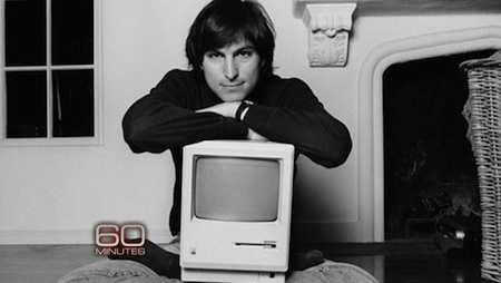 Walter Isaacson profiles Steve Jobs on 60 Minutes